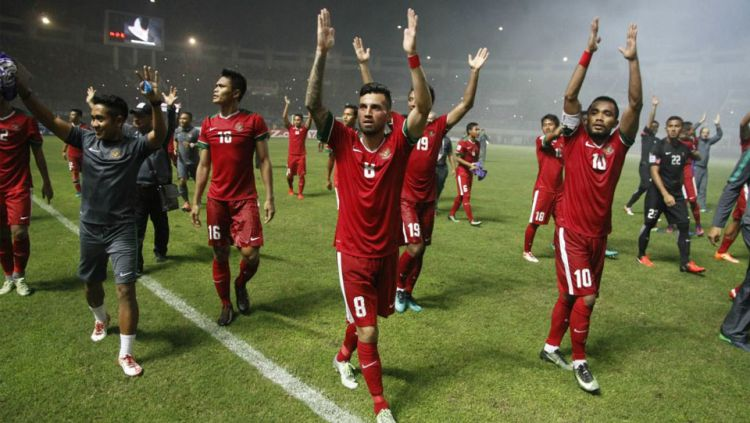 Timnas Indonesia Piala AFF 2016 Copyright: © FOX Sports Football