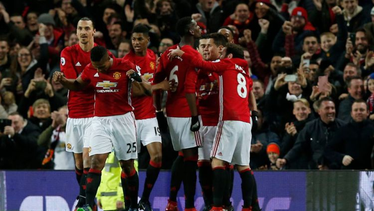 Manchester United. Copyright: © INTERNET