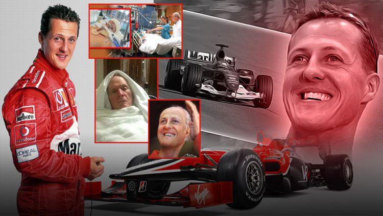 Update Kondisi Michael Schumacher Memburuk Dan Pindah Ke Spanyol Indosport