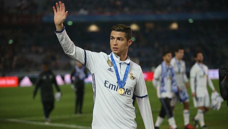 Real Madrid tak akan diperkuat Cristiano Ronaldo saat menghadapi Sevilla. Copyright: © INTERNET