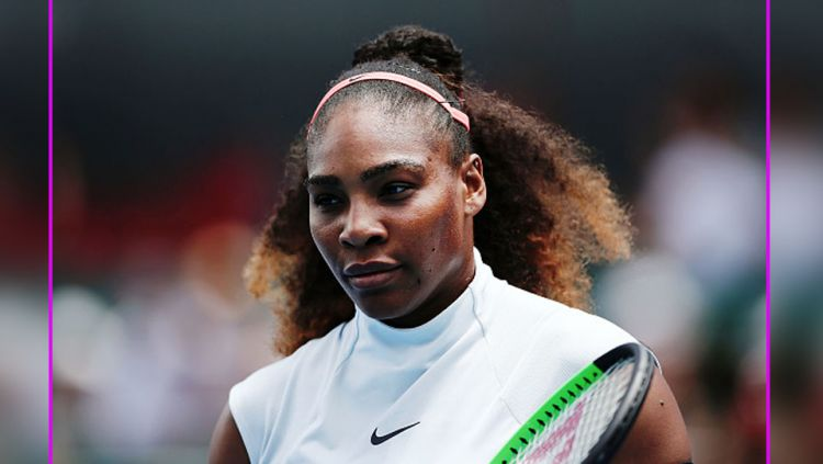 Serena Williams. Copyright: © Anthony Au-Yeung/Getty Images