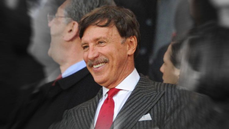 Stan Kroenke (pemilik Arsenal) Copyright: © David Price/Arsenal FC via Getty Images