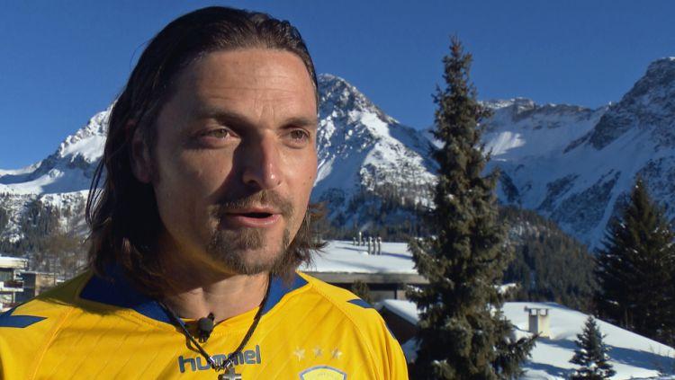 Pfannenstiel menjadi satu-satunya pesepakbola yang pernah bermain sepakbola profesional di 6 benua. Copyright: © CNN