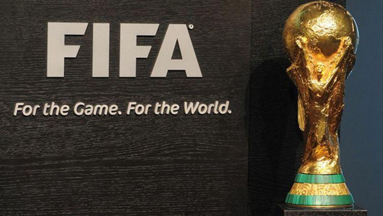 FIFA World Cup. Copyright: Istimewa