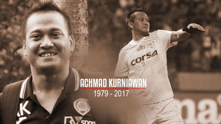 Achmad Kurniawan dalam kenangan. Copyright: INDOSPORT/Istimewa