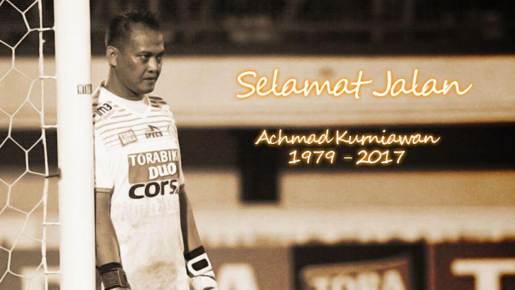 Achmad Kurniawan. Copyright: INDOSPORT/Istimewa