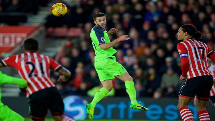 Liverpool vs Southampton.