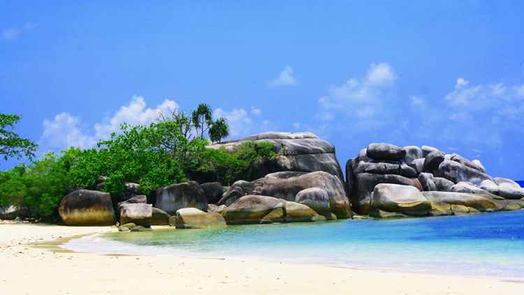 Bangka Belitung Copyright: © INTERNET
