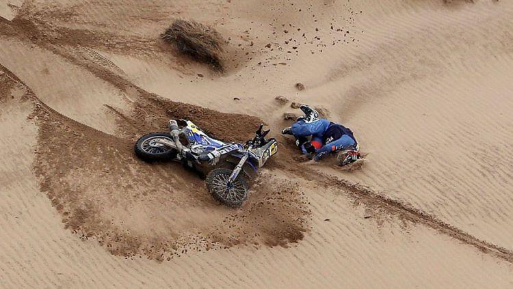 Reli Dakar Copyright: © dailymail.co.uk