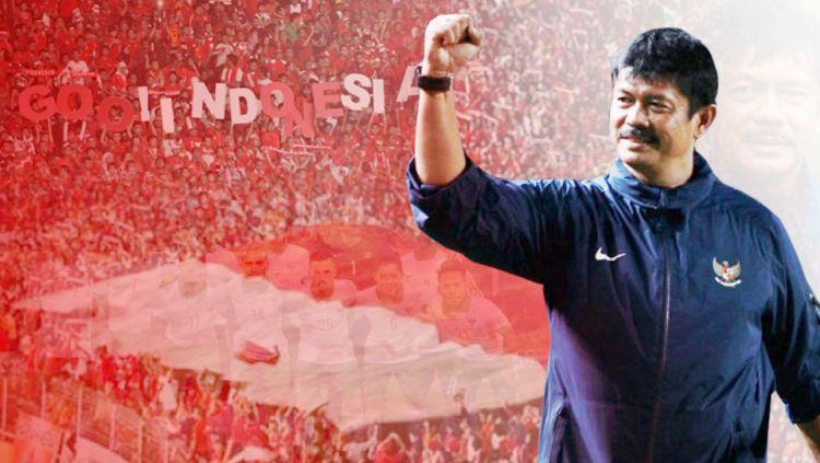 Indra Sjafri kembali jadi pelatih Tim Nasional U-19 Indonesia. Copyright: © INDOSPORT/Istimewa