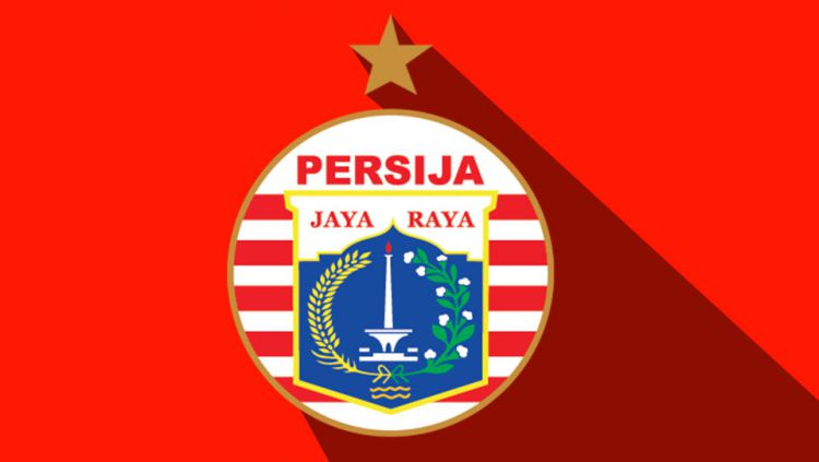 Logo Persija Jakarta Copyright: © Grafis: Eli Suhaeli/INDOSPORT