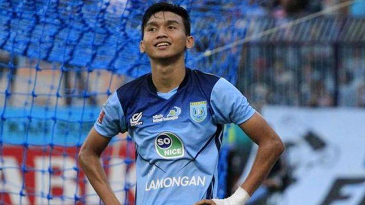 Dendy Sulistyawan, pemain yang kini memperkuat Bhayangkara FC. Copyright: © twitter
