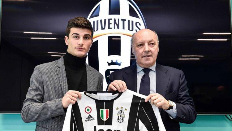 Riccardo Orsolini. Copyright: © juventus.com