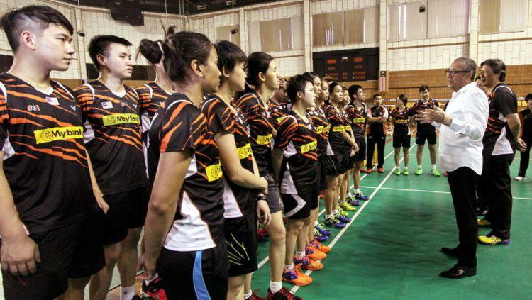 Asosiasi Bulutangkis Malaysia (BAM) menepis kabar yang mengatakan prestasi Negeri Jiran di cabang olahraga bulutangkis sedang terpuruk. Copyright: © media.themalaymailonline