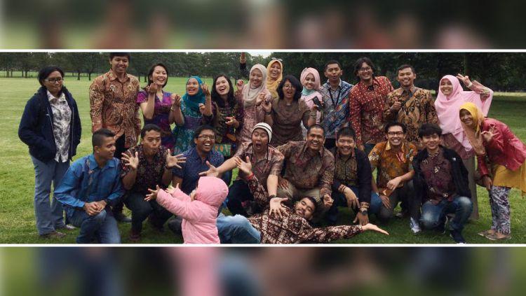 Perkumpulan Pelajar Indonesia di Oxford. Copyright: © ppi-leicester.or.id