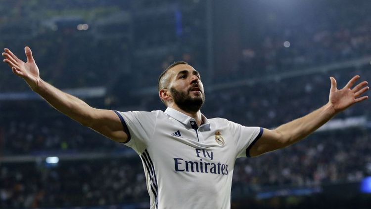 Karim Benzema. Copyright: © foxsports/Getty Images