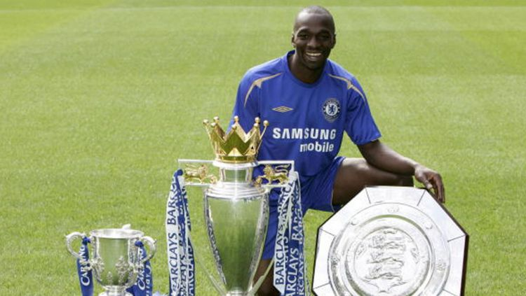 Claude Makelele menyarankan Chelsea merekrut bintang Atalanta yang bisa jadi penerus Jorginho. Copyright: © e Cup trophies (Photo by