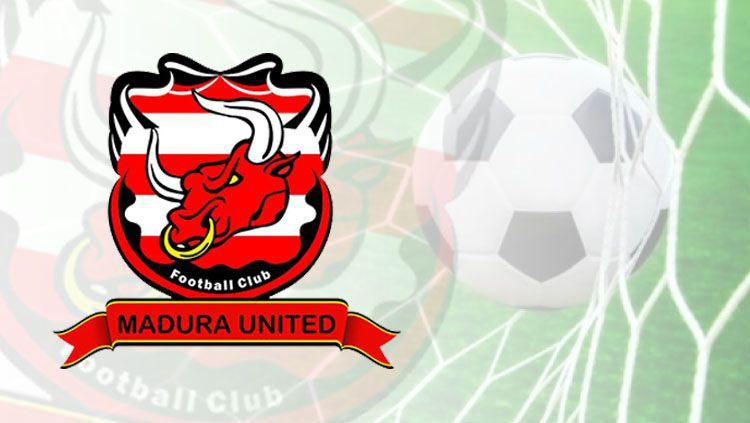 Logo klub Liga 1, Madura United. Copyright: © INDOSPORT/Istimewa