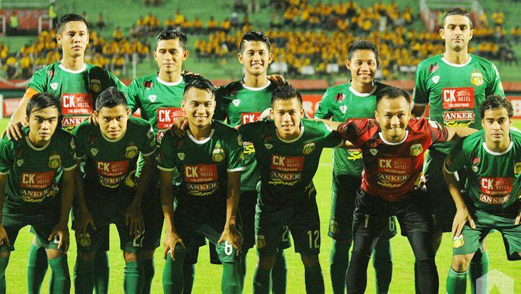 Skuat Bhayangkara FC. Copyright: © indonesiansc