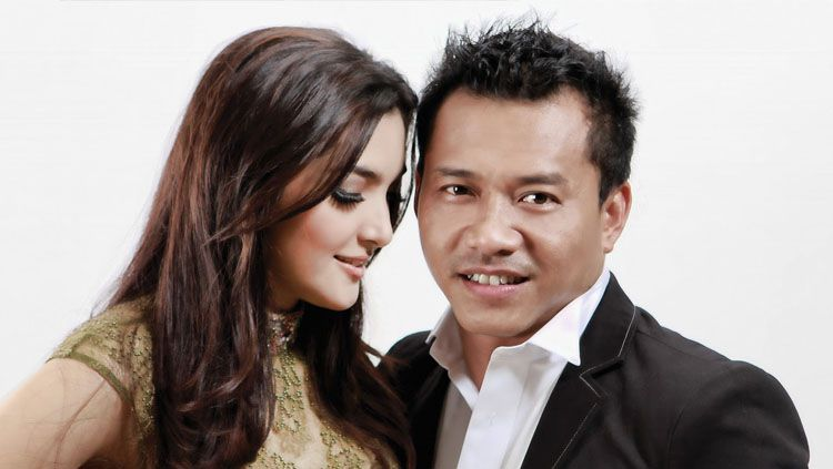 Ashanty dan Anang Hermansyah, pasangan selebritis Indonesia. Copyright: © Riau24