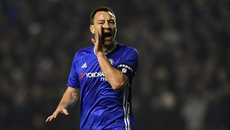 Pemain belakang andalan Chelsea, John Terry Copyright: © Getty Images