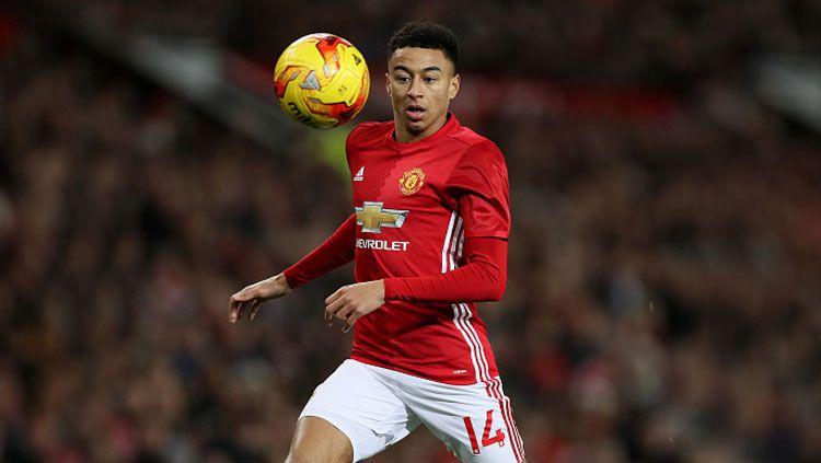 Jesse Lingard (Manchester United). Copyright: © Matthew Ashton - AMA/Getty Images