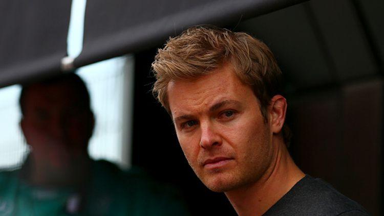 Nico Rosberg saat hadir di sesi latihan di Circuit de Catalunya. Copyright: © Dan Istitene/Getty Images