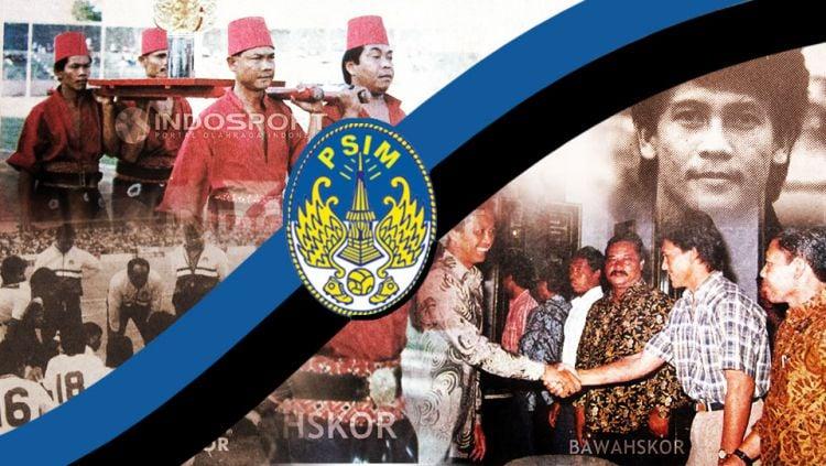 PSIM Yogyakarta. Copyright: INDOSPORT/Dokumen Istimewa/Eli Suhaeli