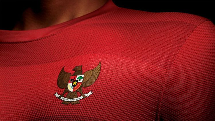 Desain lama jersey Timnas Indonesia Copyright: © INTERNET/reddit.com