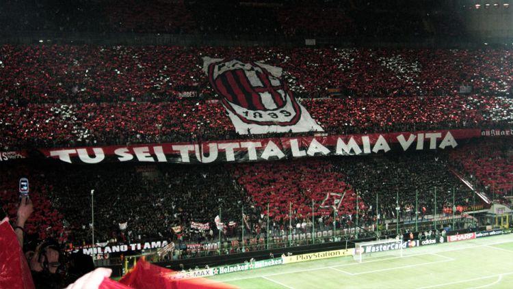 AC Milan akan membentuk satuan khusus yang akan menanggulangi masalah rasisme jelang laga melawan Inter Milan di pekan keempat Serie A 2019/20. Copyright: © everystuckphoto