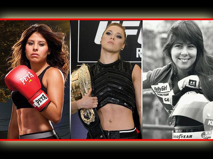 4 Atlet Wanita Tangguh Pendobrak Dominasi Pria