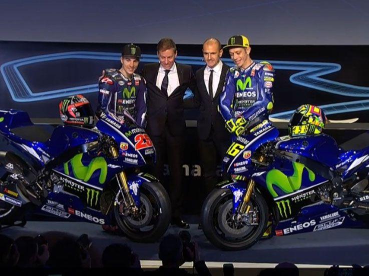 Profil Tim MotoGP: Movistar Yamaha