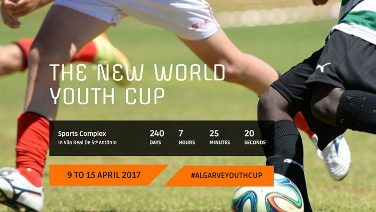 Algarve Youth Cup Copyright: © algarveyouthcup.com