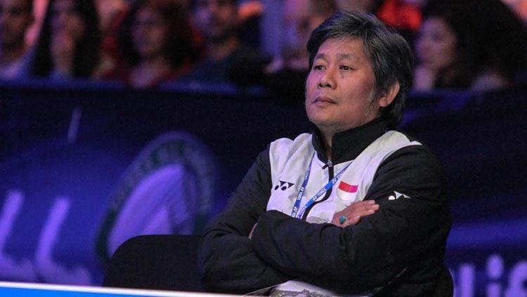 Herry IP buka suara soal target ganda putra di Kejuaraan Dunia Bulutangkis 2019. Copyright: © HUMAS PBSI