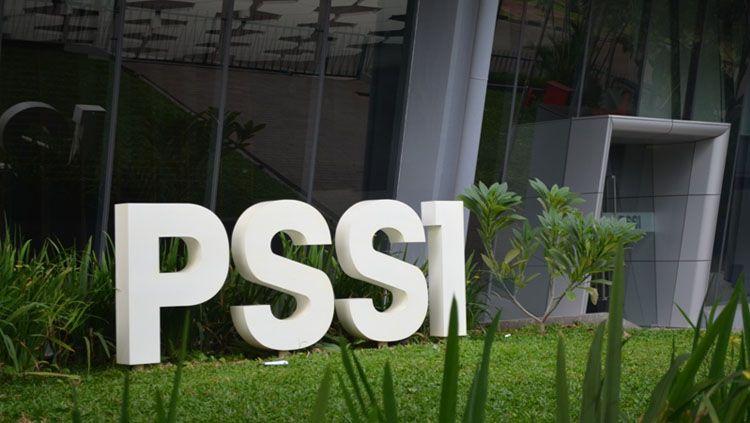Logo PSSI. Copyright: © bola.okezone.com