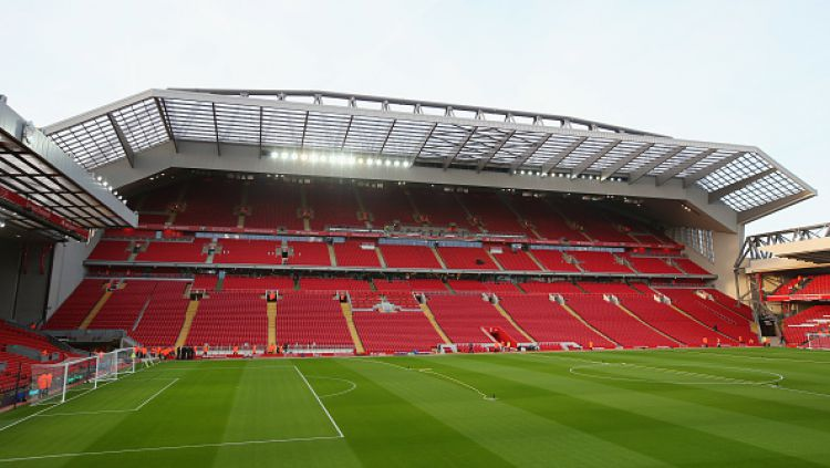 Stadion Anfield. Copyright: © Alex Livesey/Getty Images