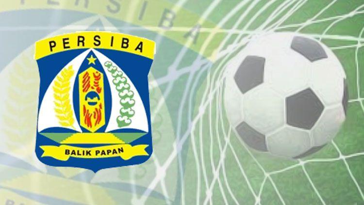 Indosport - Logo Persiba Balikpapan.