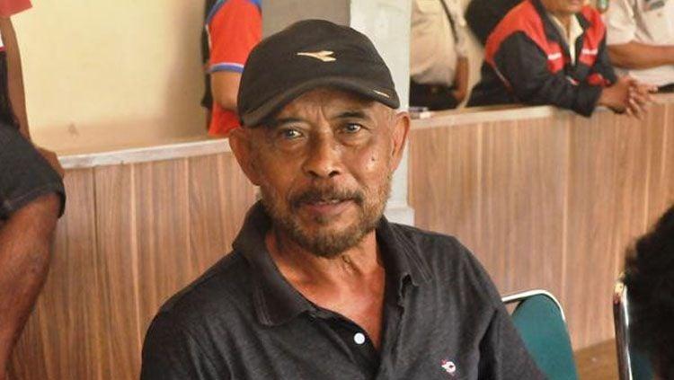 Yudi Suryata tidak diterima oleh para pemain Persis Solo. Copyright: © Bola.com/Romi Syahputra