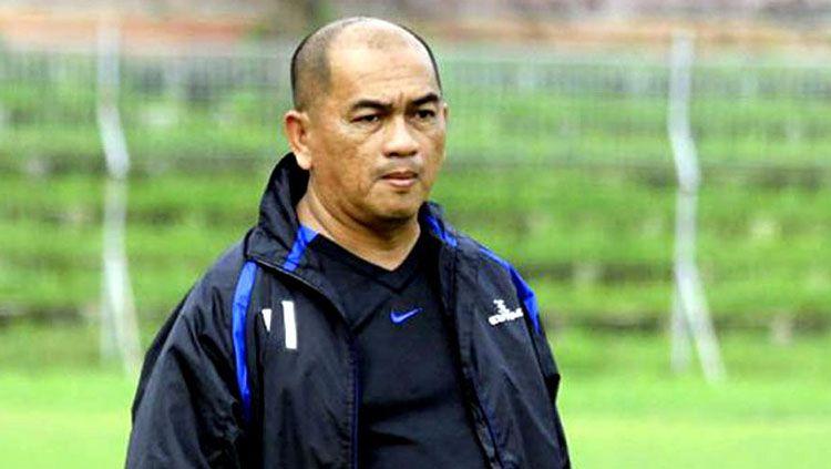 Pelatih asal Malaysia, Raja Isa bin Raja Akram Shah. Copyright: © Internet