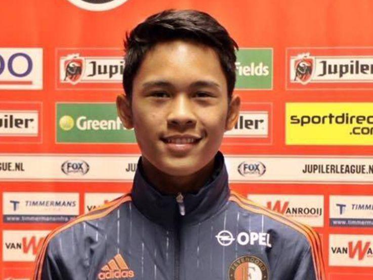 Kembali ke SC Feyenoord, Yussa Nugraha Belum Menyerah