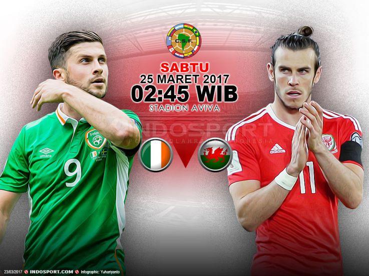 Prediksi Irlandia vs Wales: Ancaman Bale!