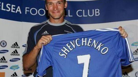 gambar 6 - transfer Andriy Shevchenko chelsea