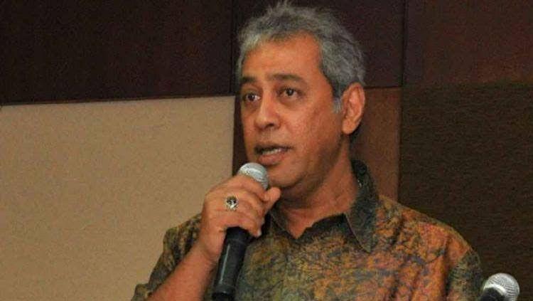 Andry Mahyar Matondang, Direktur Teknik PSMS Medan. Copyright: © Facebook Andry Mahyar Matondang.
