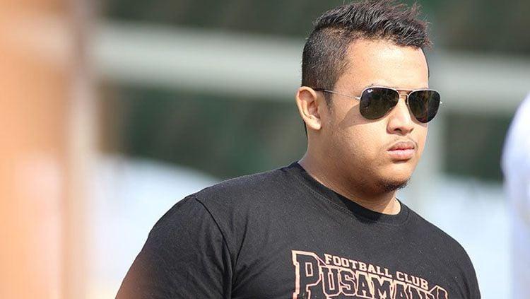 Presiden Borneo FC, Nabil Husein. Copyright: © bola.net