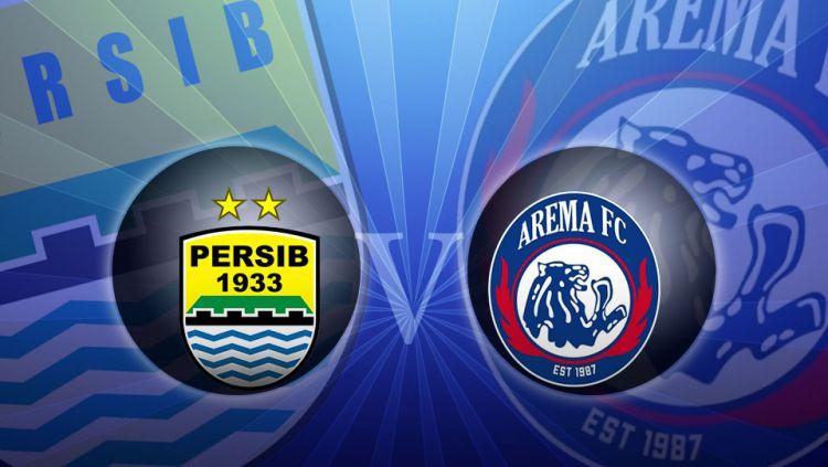 Prediksi Persib Bandung vs Arema FC Copyright: © Indosport