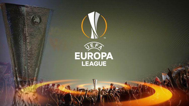 Liga Europa. Copyright: INDOSPORT/Liga Europa