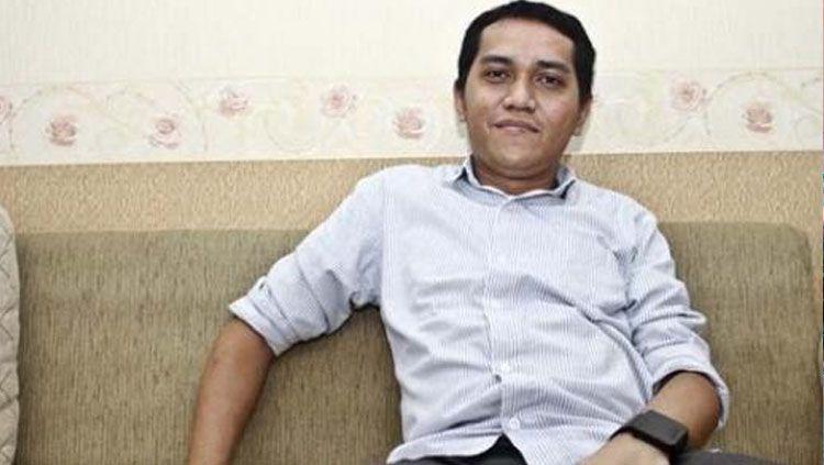 CEO PT Liga Indonesia Baru, Tigor Shalom Boboy. Copyright: © persibholic.com