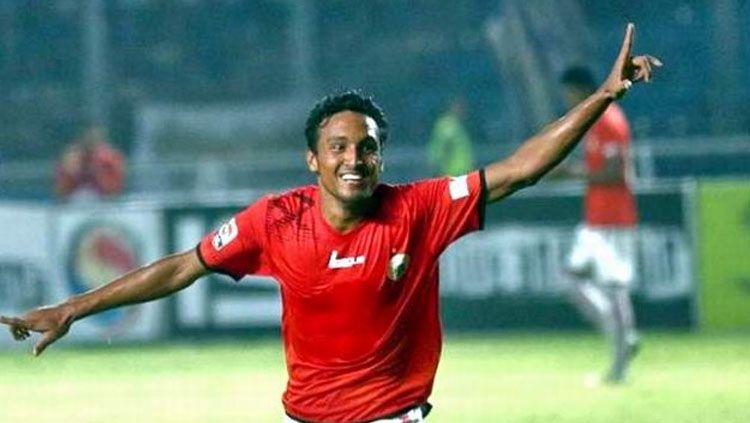 Pemain asal Nepal, Rohit Chand kembali ke Persija Jakarta. Copyright: © sidomi.com