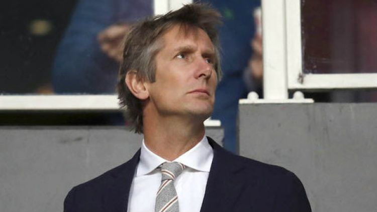 Legenda Manchester United, Edwin van Der Sar. Copyright: © Express.co.uk