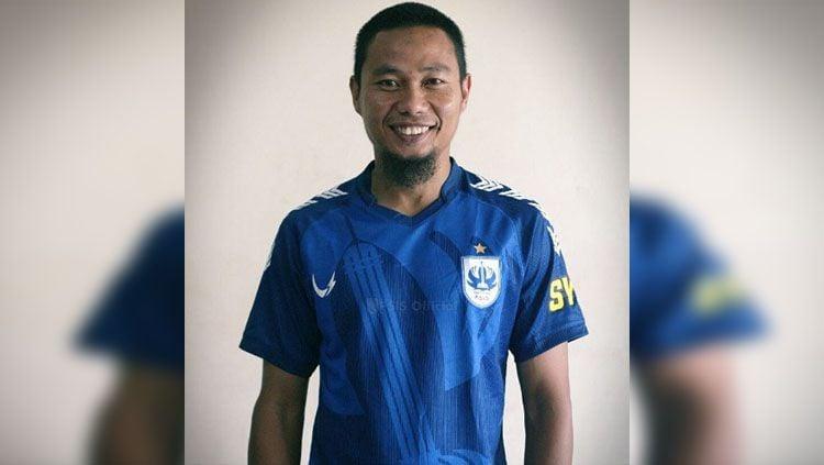 Muhammad Ridwan resmi kembali bergabung dengan PSIS Semarang. Copyright: © instagram@psisofficial